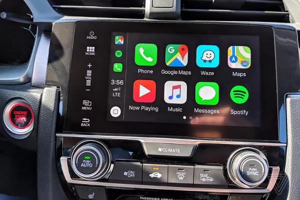 توقف عملکرد سیستم های دو نمایشگره اپل در تمام خودروها