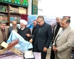 رونمایی از دومین نسخه قرآن دست نویس در زنجان