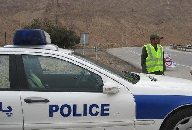 برخورد قانونی پلیس با تخلفات رانندگی حادثه ساز