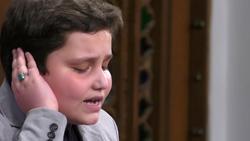 تلاوت حیرتانگیز نوجوان ۱۲ ساله به سبک استاد مصطفی اسماعیل + فیلم