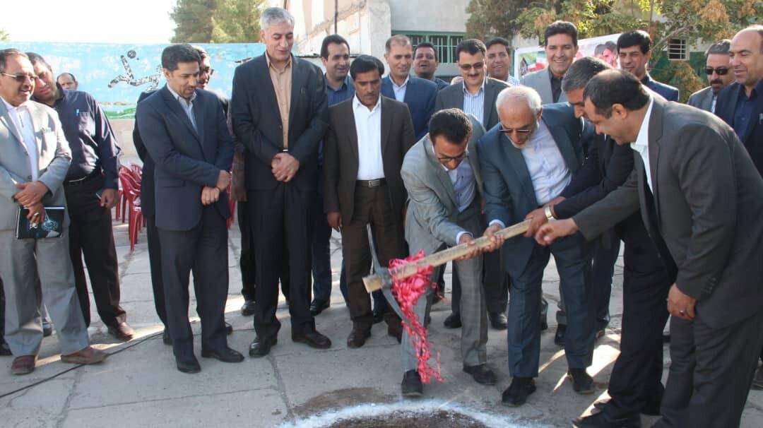 هنرستان قدیمی اقبال لاهوری در کرمان بازسازی می شود