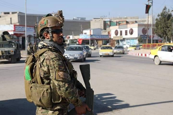 جلوگیری از حملات راکتی طالبان در کابل