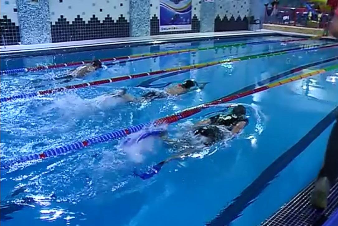 مسابقات سراسری شنا و غواصی کارکنان وزارت نیرو درمحلات