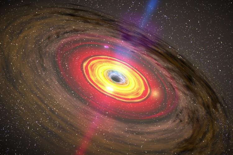 ستاره های دوقلویی که سیاره می خورند/خنده سیاره عطارد را اینجا ببینید/لکه های خورشیدی بدون تلسکوپ قابلیت دیده شدن دارند/