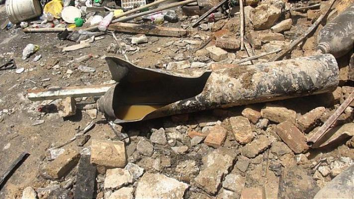 ۱۰ مصدوم بر اثر انفجار کپسول اکسیژن در زنجان