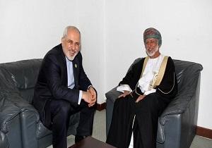 دیدار و رایزنی وزرای امور خارجه ایران و عمان