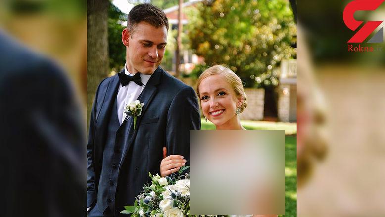 عروسخانم به جای خودش یک مرد را با لباس سفید به سراغ داماد فرستاد! + تصاویر