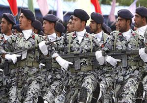 نمایش اقتدار نیروهای مسلح تا دقایقی دیگر در ساحل خلیج فارس