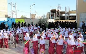 طنین زنگ غنچهها و شکوفهها در مدارس استان مرکزی