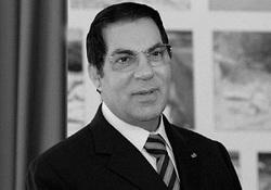 دیکتاتور مخلوع تونس در بقیع به خاک سپرده شد!