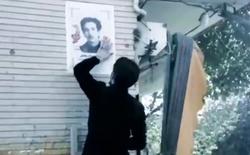 کار متفاوت جوانان انقلابی تبریز برای خنثی سازی توطئهها علیه شهدا +فیلم
