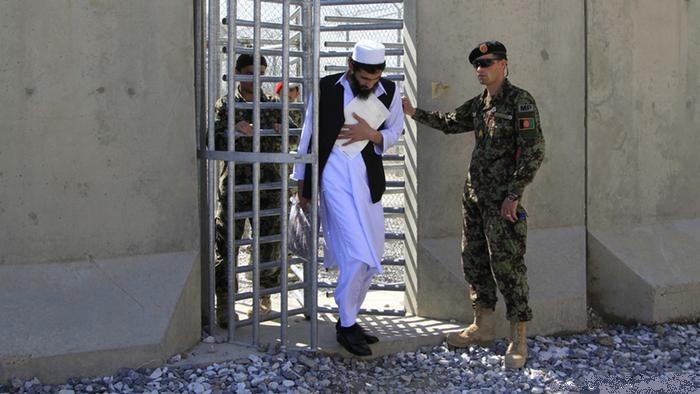 دولت افغانستان زندانیان بیشتری از طالبان را آزاد می کند