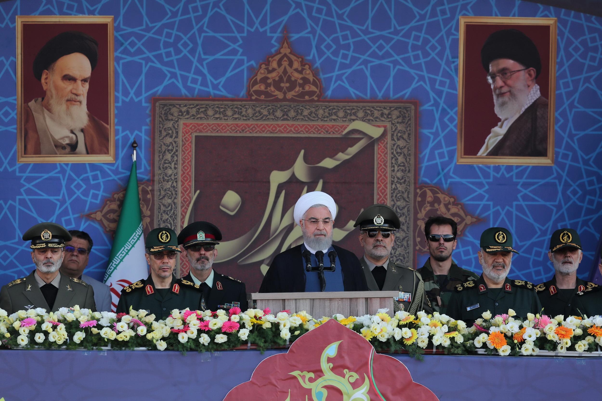 مرد دفاعیم نه اهل تسلیم/ نسبت دادن حوادث منطقه به ایران، تکرار دروغهای اثبات نشده قبلی است
