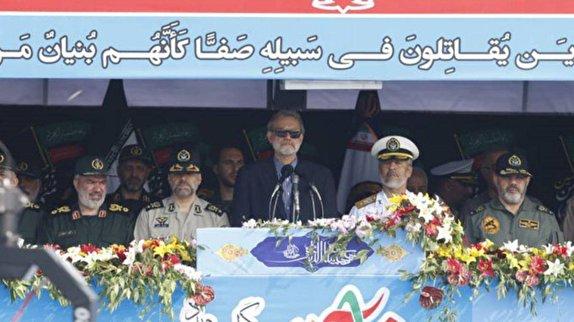 آمریکا و اسرائیل همواره از تروریست ها حمایت می کنند/ ایران به هیچ کس اجازه ایجاد نا امنی در منطقه را نمی دهد