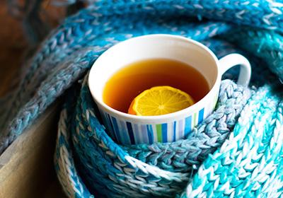 ۸ چای برای تسکین گلودرد//////تنها