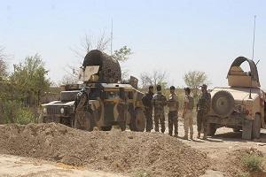آزادی شهرستان «جغتو» در مرکز افغانستان
