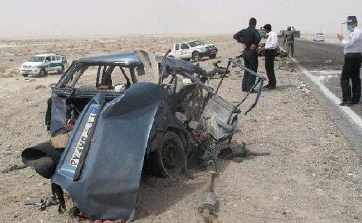۴۱ کشته ومجروح در سوانح رانندگی سیستان و بلوچستان