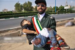 #طاها_اقدمی/اگر لازم باشد کودکان به میدان میآیند و مدال شهادت بر سینه میزنند /// امنیت اتفاقی نیست