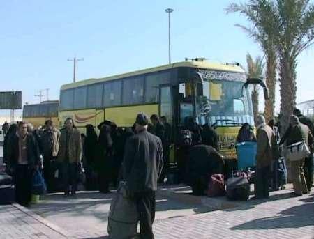 آغازپیش فروش بلیط اتوبوسهای برون شهری به زائران اربعین