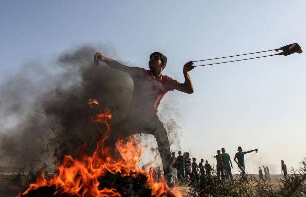 تصاویر روز: از جاری شدن سیل در بزرگراههای تگزاس تا اعتراض مردم مصر به سیاستهای عبدالفتاح سیسی