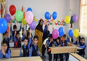 روز شکوفهها با حضور بیش از ۳۰ هزار کلاس اولی در استان همدان