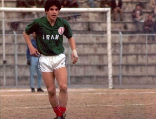 فوتبالیستی که به خاطر شهادت زمین فوتبال را ترک کرد + عکس