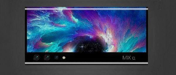 رندر جدید Xiaomi Mi Mix Alpha نشان دهنده طراحی گوشی جدید شیائومی +تصاویر