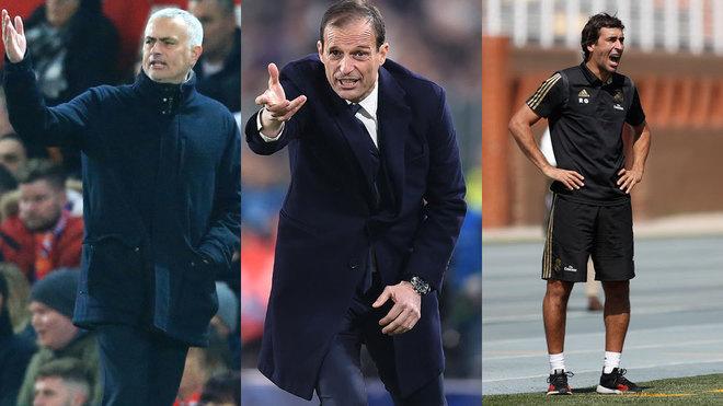 سه گزینه جانشینی زیدان در رئال مادرید مشخص شد