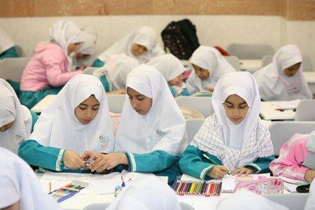 جاری شدن شور و نشاط در مدارس کرمان
