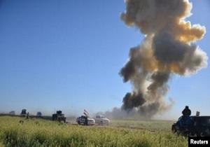 حمله هوایی به پایگاه حشدالشعبی عراق