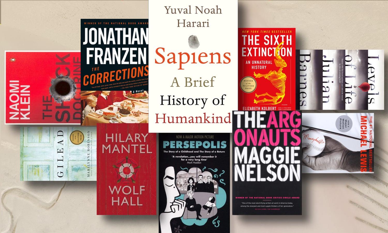 ۱۰۰ کتاب برتر قرن ۲۱ از نگاه گاردین اعلام شد