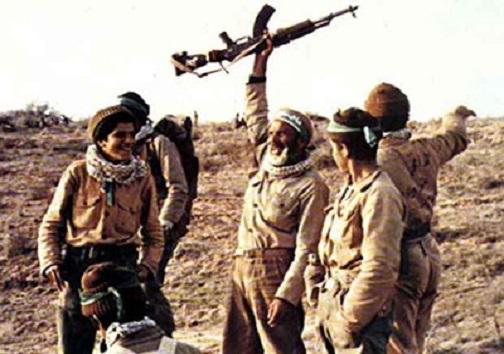 از جان فشانی در دفاع مقدس تا دفاع از مرزهای کشور