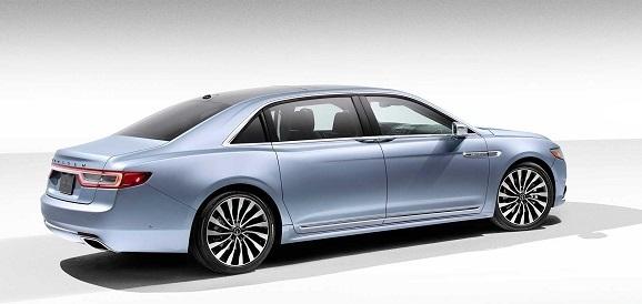 مشخصات فنی خودروی لینکلن / خودرویی که با باز کردن درب هایش به شما خوش آمد می گوید