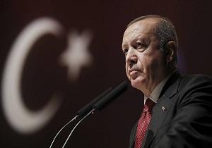 اردوغان: آمریکا به رایگان تروریست ها را تجهیز نظامی می کند