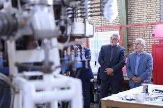 بازدید اعضای کمیته هستهای مجلس از تاسیسات گداخت هستهای تهران