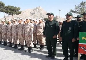 رژه اقتدار بسیج عشایر ترکمن در آق قلا/ صبحگاه مشترک هفته دفاع مقدس در شهرضا + فیلم و تصاویر