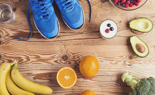 رژیم غذایی ورزشکاران قبل از مسابقات