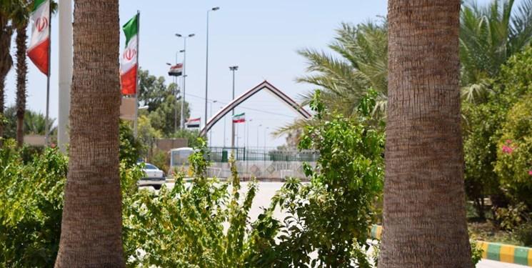 آماده سازی پارکینگ ۱۰۰ هکتاری در مرز خسروی