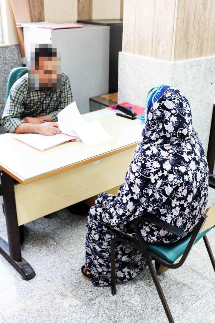 فریبا همخانه مردان تنها در تهران می شد / او همه را بیهوش می کرد
