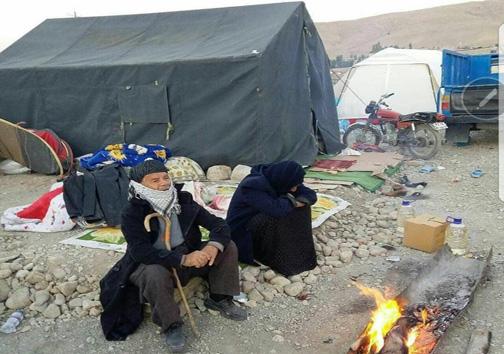 امید مسکن مهری های کرمانشاه نا امید است/ سقف آرزوهای دست نیافتنی زلزله زدگان سرپلذهابی ها با کم توجهی بلند شد
