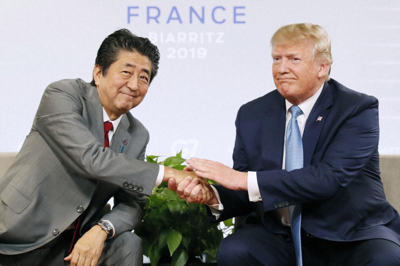 باشگاه خبرنگاران -ژاپن شایعه اعطای امتیاز تجاری به آمریکا را رد کرد