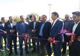 باشگاه خبرنگاران -افتتاح سه طرح شهرداری در بافق