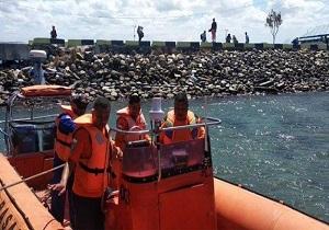 باشگاه خبرنگاران -ناپدید شدن یک کشتی باری در آبهای ساحلی اندونزی