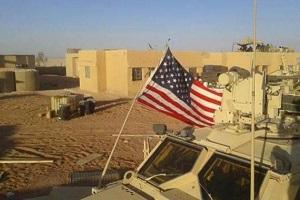 حمله موشکی به یک پایگاه نظامی آمریکا در عراق