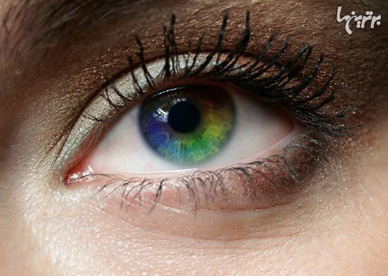 چیزهای عجیبی که رنگ چشمتان را عوض میکنند!