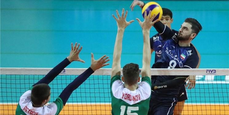 /////تیم ملی والیبال نوجوانان ایران ۳ - کوبا ۰ / پیروزی مقتدرانه و دلچسب سرو قامتان در مرحله حذفی