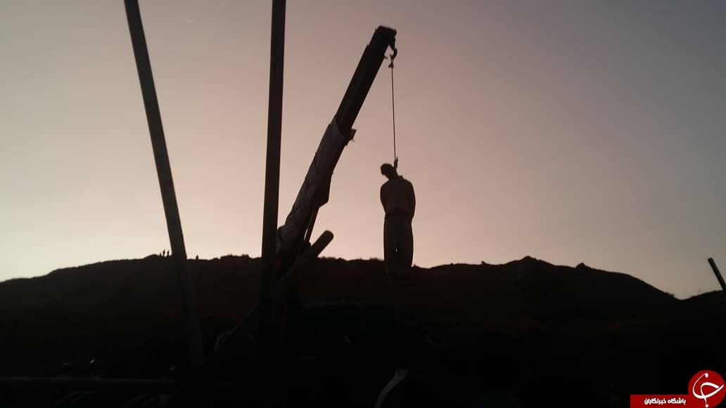 قاتل امام جمعه کازرون اعدام شد + تصاویر