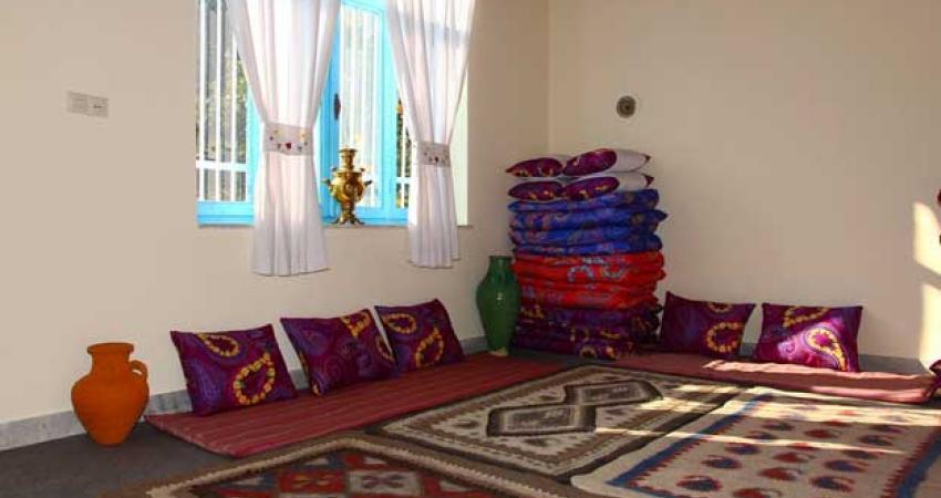 افتتاح خانه بوم گردی و سفره خانه سنتی در کارزان