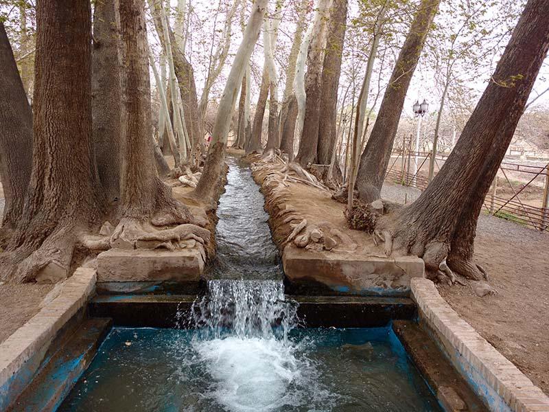 باغ پهلوانپور؛ نمادی از تغییر سبک معماری ساخت باغ ایرانی