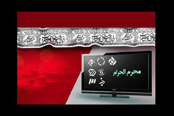 سیمای محرّم در تلویزیون